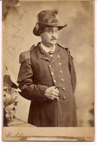 Augustus J. Turner