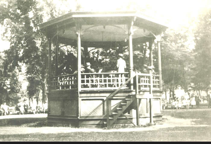 Termites in the Bandstand