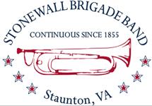 Stonewall Brigade Band Logo